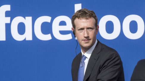 Mark Zuckerberg, presidente de Facebook.