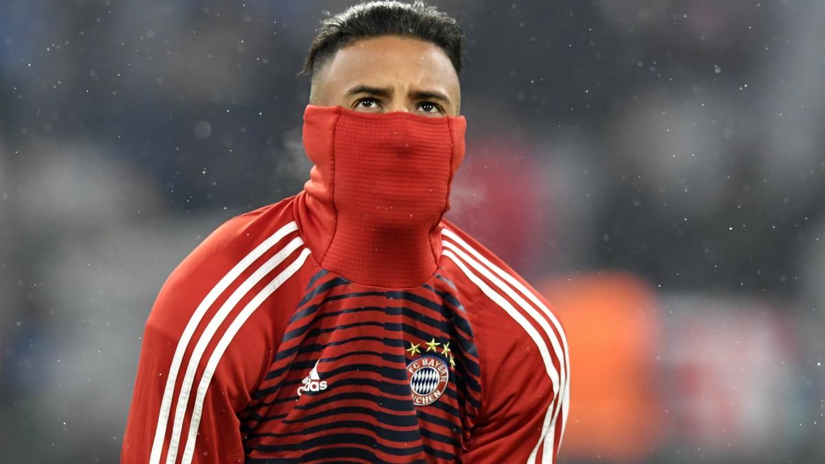Boateng, durante un partido con el Bayern de esta temporada. (AFP)