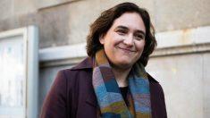 Ada Colau, alcaldesa de Barcelona. (Foto: EFE)