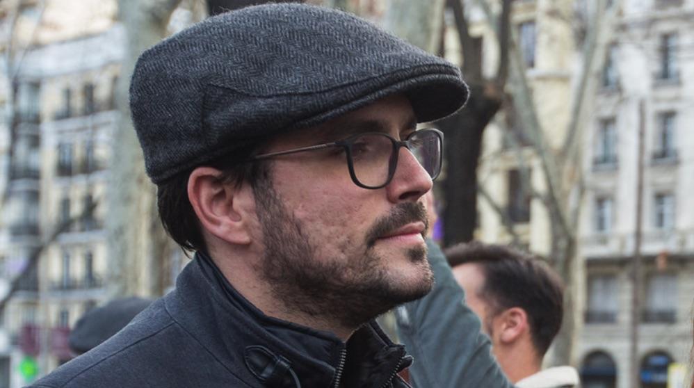 Alberto Garzón. (Foto. IU)