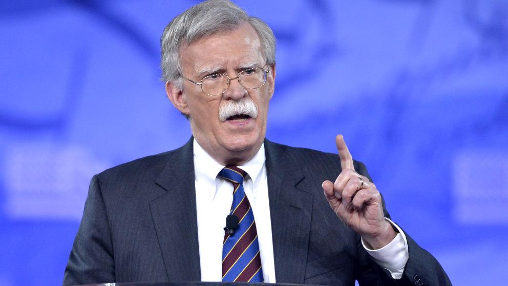 John Bolton.(Foto: AFP).