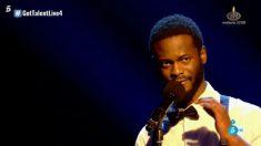 César Brandon deja sin palabras al jurado de 'Got Talent España' con su poesía