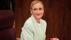 Cristina Cifuentes en la Asamblea de Madrid. (Foto. PP) | Última hora robo Cifuentes