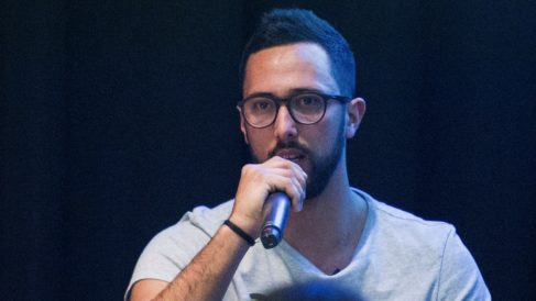 El rapero Valtonyc. (Foto. IU)