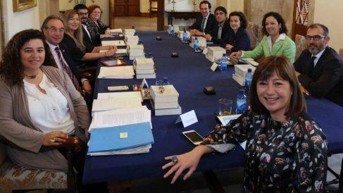 Consejo de Gobierno de las Islas Baleares (Foto: Twitter)