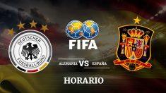 Consulta aquí la hora y dónde ver por televisión el partido amistoso entre Alemania – España | Mundial de Rusia 2018.