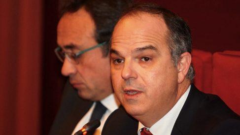 Jordi Turull, diputado de JxCAT. (Foto- PDeCAT)
