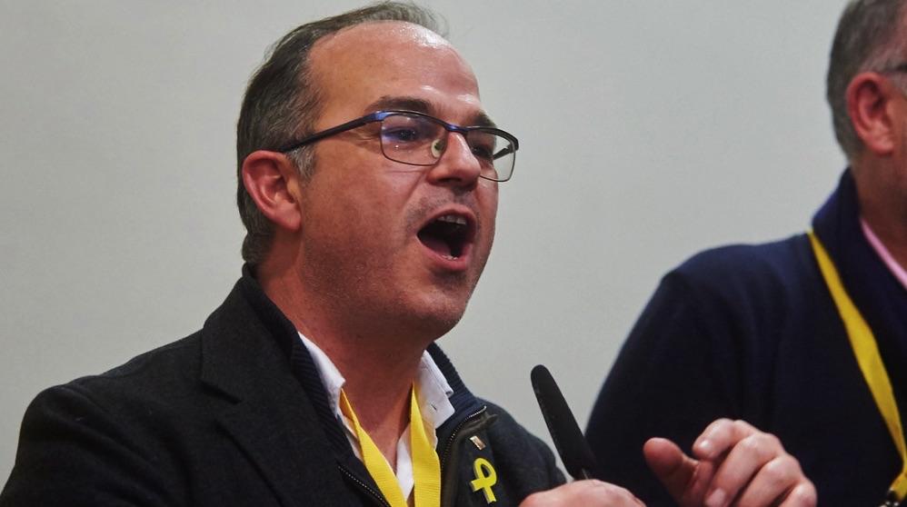 Jordi Turull, ex conseller de Puigdemont. (Foto- PDeCAT)
