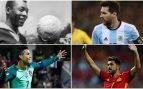 Bale se une a la lista de máximos goleadores históricos con su selección