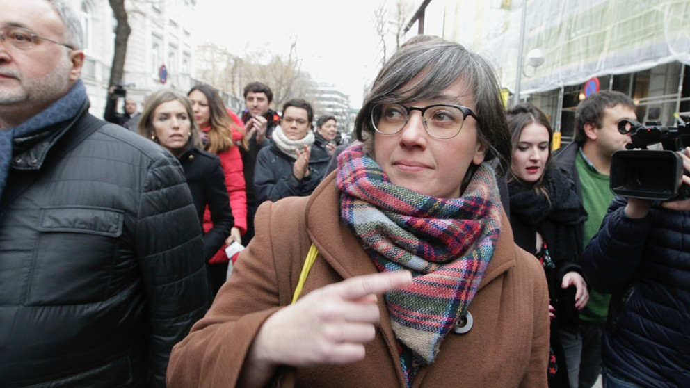 Mireia Boya en una imagen de archivo (Foto: Francisco Toledo)