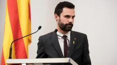 Roger Torrent, presidente del Parlament. (Foto: EFE)