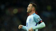 Wayne Rooney se marcha al fútbol estadounidense a terminar su carrera profesional. (Getty)