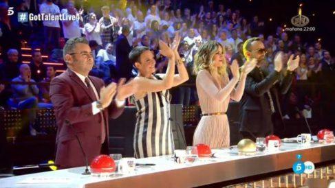 Cuarta y última semifinal de 'Got Talent España 2018'.