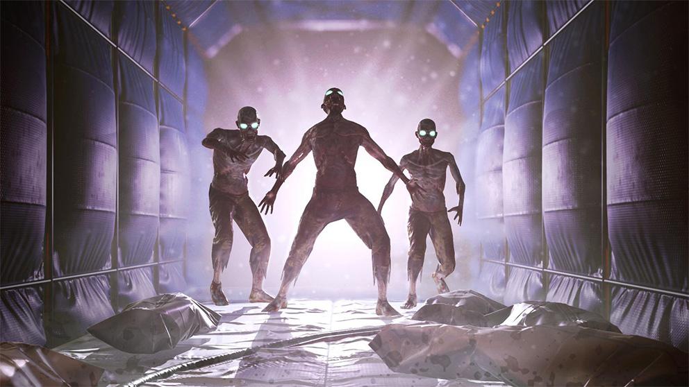 El shooter de exploración zombi en realidad virtual Outbreak Origins llega a Zero Latency para hacerte pasar mucho miedo