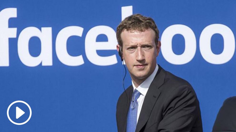 Emrpesas como Facebook pagarán el impuesto. En la imagen, Mark Zuckerberg