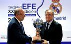 """Florentino: """"El Madrid siempre quiere aquello que parece imposible"""""""