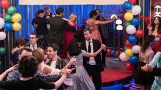El concurso de baile del kings fue todo un éxito en 'Amar es para siempre. (Foto: Antena 3)