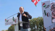 Andoni Ortuzar, dirigente del PNV