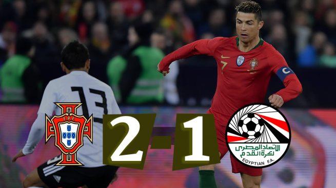 Cristiano no tiene límites: doblete en el descuento para ganar a Salah