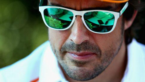 Fernando Alonso sigue gozando de un gran cartel entre todos sus compañeros de parrilla, incluyendo a aquellos que ya se han retirado pero que han sufrido en sus carnes la calidad del asturiano. (Getty)