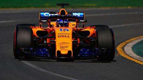 Fernando Alonso | Carrera GP de Fórmula 1 de Australia 2018 | Carrera F1  en directo