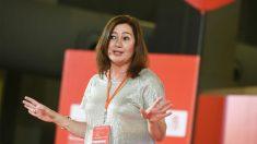 Francina Armengol, presidenta de Baleares. (Foto: EFE)