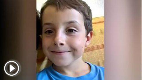 El pequeño Gabriel Cruz, asesinado en Las Hortichuelas, Níjar (Almería).