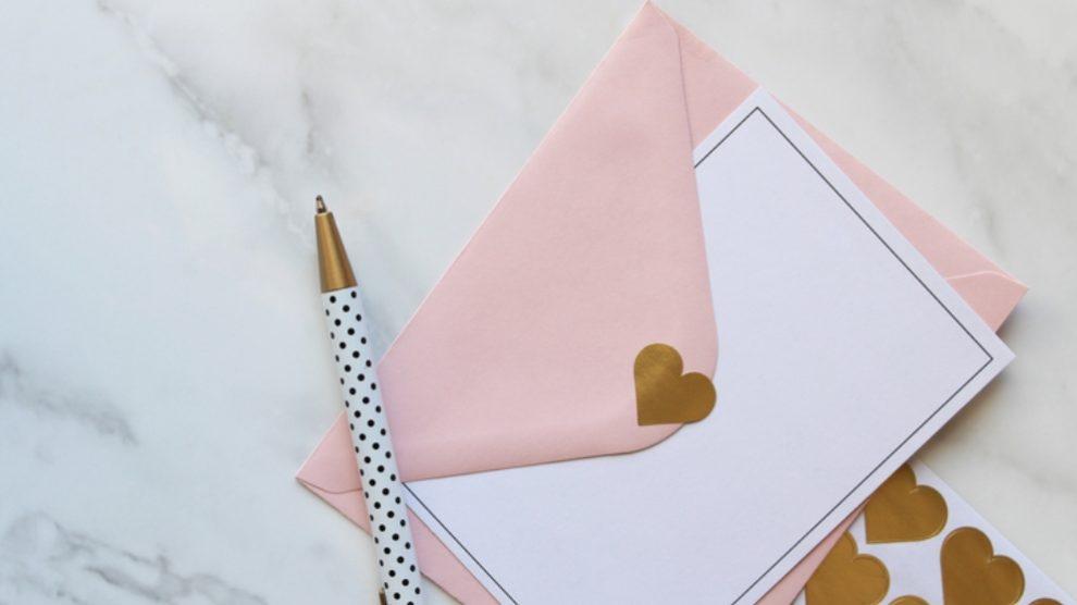 Pasos para aprender a hacer un sobre de papel