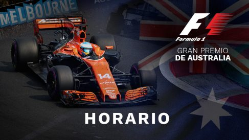 Consulta aquí el horario y dónde ver los entrenamientos y las carreras del GP de Australia 2018 de Fórmula 1.