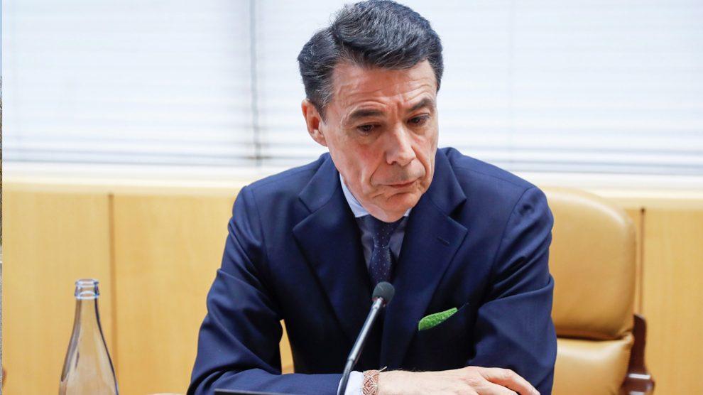 Ignacio González, expresidente de la Comunidad de Madrid. (Foto: EFE)