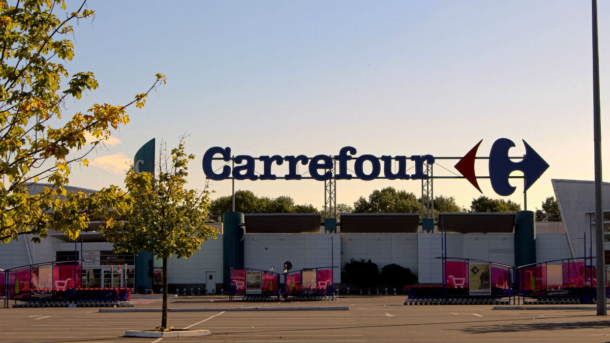 Carrefour (Foto:iStock)