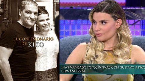 Maria LaPiedra podría dejar a Gustavo al volver de la isla.