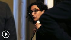 Marta Rovira, secretaria general de ERC. (Foto: AFP)