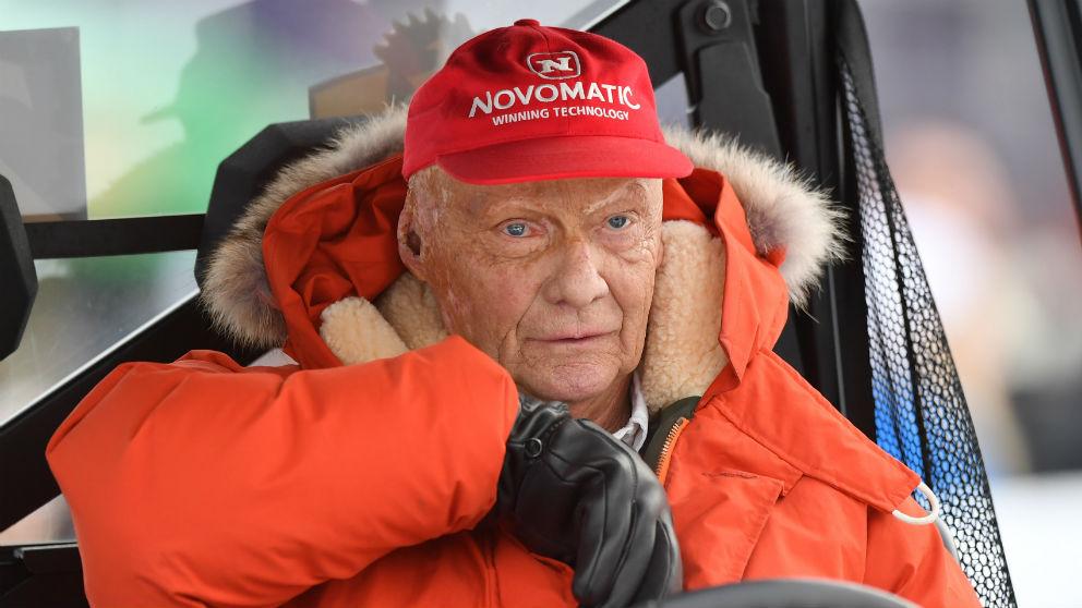 Niki Lauda reconoce que Mercedes tiene el mejor monoplaza de la parrilla actual de la Fórmula 1, aunque estima una ventaja sobre sus competidores menor de la que todo el mundo piensa. (Getty)