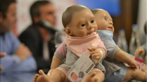 Oli, el primer muñeco con rasgos de Síndrome de Down