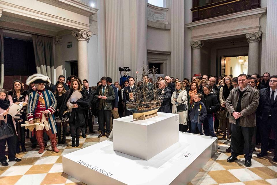 Boadilla (Madrid) rinde homenaje a Blas de Lezo con la mayor exposición a su figura histórica