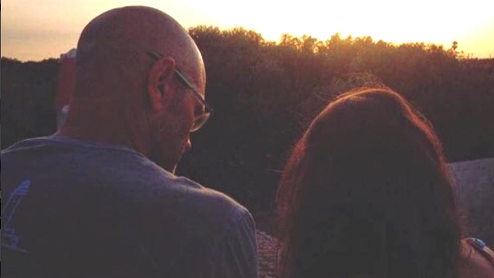 El ex conseller Raül Romeva ha compartido una foto con su hija antes de volver a la cárcel.