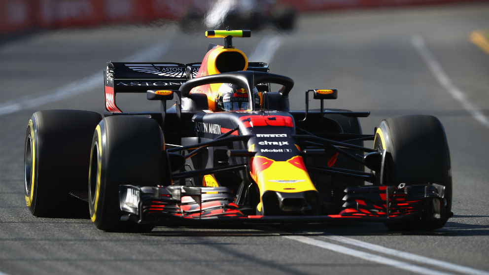 Red Bull asegura, con datos en la mano, que su chasis es el mejor de la parrilla actual de la Fórmula 1, acusando a Renault de todo el déficit de tiempo que acumule respecto a Mercedes. (Getty)