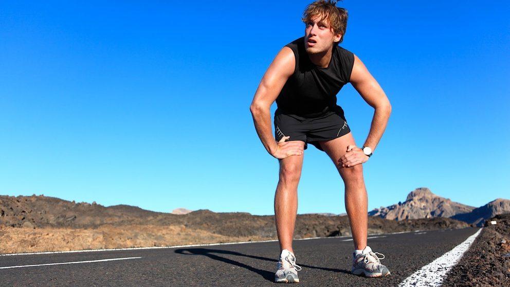La respiración influye notablemente en el rendimiento del deportista.