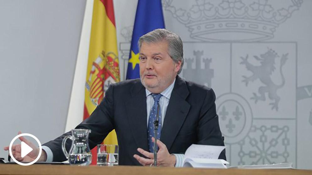 El Gobierno inicia los trámites para recurrir la ley de investidura a distancia (Foto: Paco Toledo)