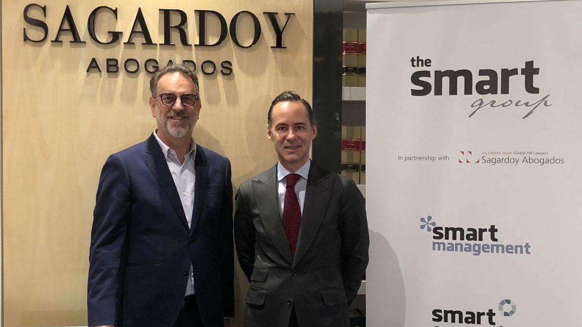 Íñigo Sagardoy y Toni Soler se alían para lanzar una nueva línea de negocio centrada en los RRHH