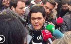 OKDIARIO deja planchada a la 'cupera' Sànchez con la pregunta que ningún separatista quiere responder