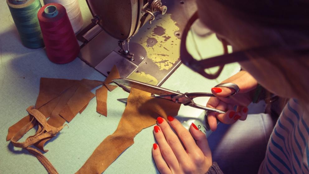 Pasos para aprender a coser a máquina