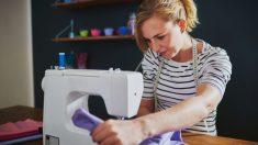 Aprende todos los pasos para saber cómo coser a maquina.