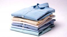 Todos los pasos para saber cómo doblar camisas correctamente