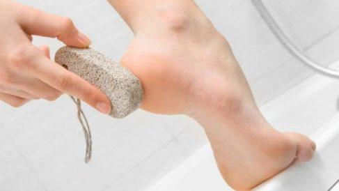 Todos los pasos para saber cómo usar la piedra pómez