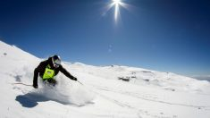 Esquí (Foto: EFE).