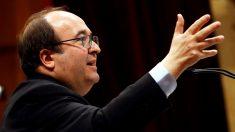 Miquel Iceta, líder del PSC. (Foto: EFE)