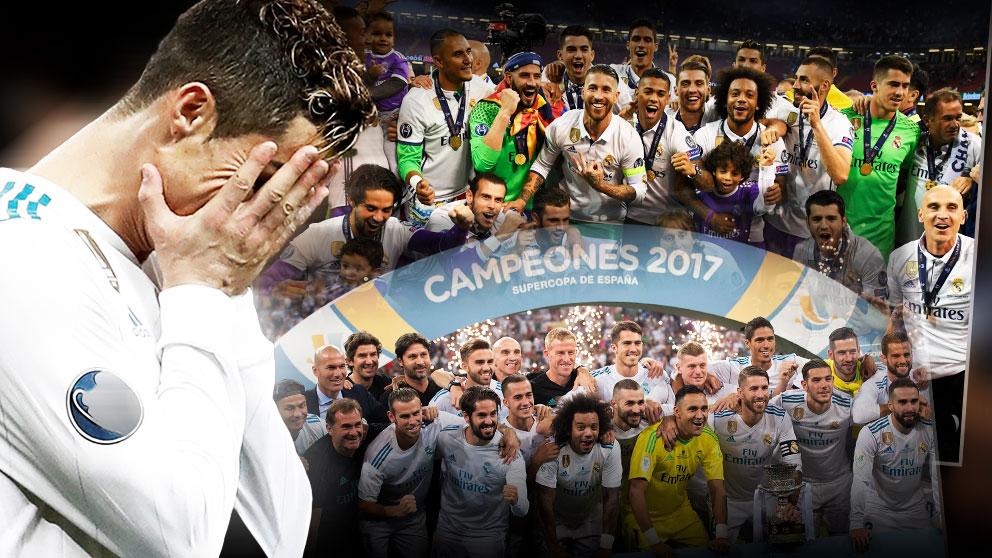 El Real Madrid ya sabe el motivo de su mala temporada en Liga.