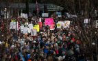 Cientos de miles de manifestantes marchan en Estados Unidos para pedir medidas contra las armas